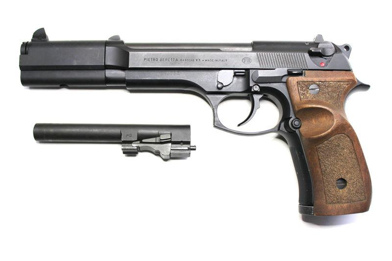 Pistola Beretta 92 FS 9 Pb Ocasion