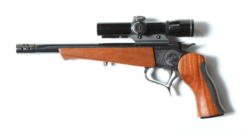Pistola Thompson Center Contender .357 Rem Max